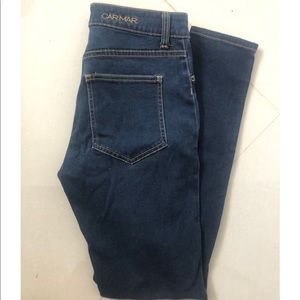 LF CAR MAR JEANS SIZE 26 SKINNY FIT PRE OWNED